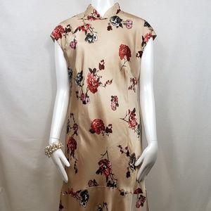 Nine West Womens Floral Dress 16